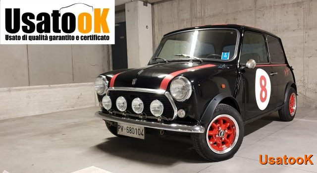 AUSTIN MK Mini Jet Black Immagine 0