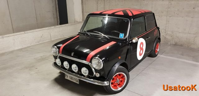 AUSTIN MK Mini Jet Black Immagine 3