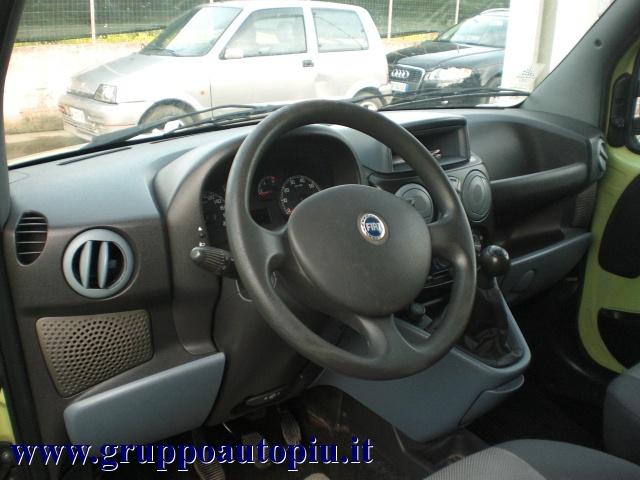 FIAT Doblo Doblò 1.3 MJT CARGO VETRATO SX Immagine 3