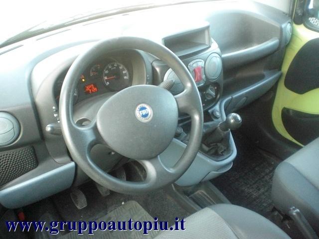 FIAT Doblo Doblò 1.3 MJT CARGO VETRATO SX Immagine 4