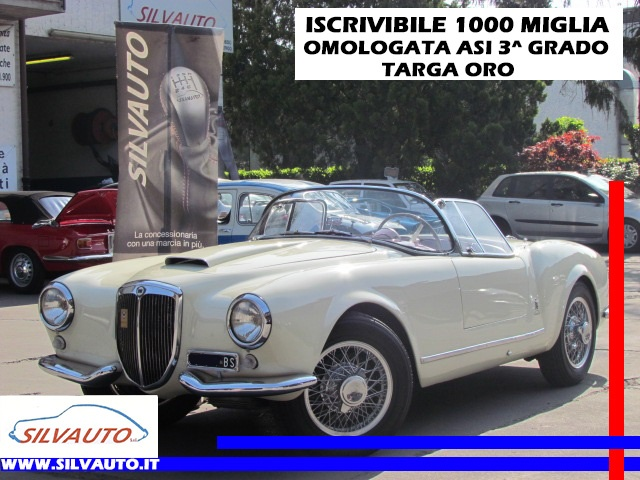 OLDTIMER Lancia AURELIA B24 S SPIDER 'AMERICA' Immagine 0