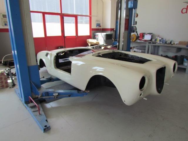 OLDTIMER Lancia AURELIA B24 S SPIDER 'AMERICA' Immagine 1
