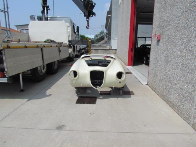 OLDTIMER Lancia AURELIA B24 S SPIDER 'AMERICA' Immagine 3