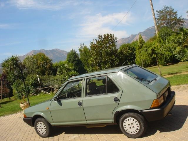 OLDTIMER Fiat RITMO 1.1 *** UNICOPROPRIETARIO ***ORIGINALISSIMA! Immagine 3