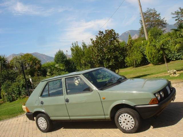OLDTIMER Fiat RITMO 1.1 *** UNICOPROPRIETARIO ***ORIGINALISSIMA! Immagine 2