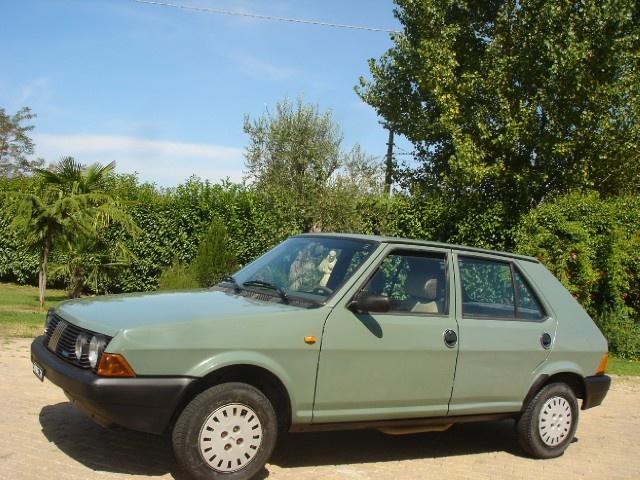OLDTIMER Fiat RITMO 1.1 *** UNICOPROPRIETARIO ***ORIGINALISSIMA! Immagine 4
