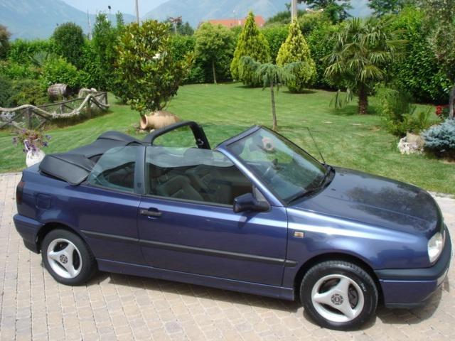 OLDTIMER Volkswagen GOLF CABRIO KARMAN *** CABRIO CON 4 POSTI *** Immagine 1