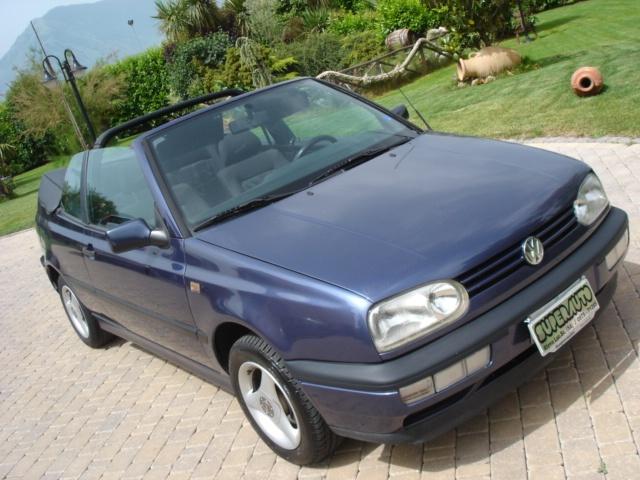 OLDTIMER Volkswagen GOLF CABRIO KARMAN *** CABRIO CON 4 POSTI *** Immagine 3
