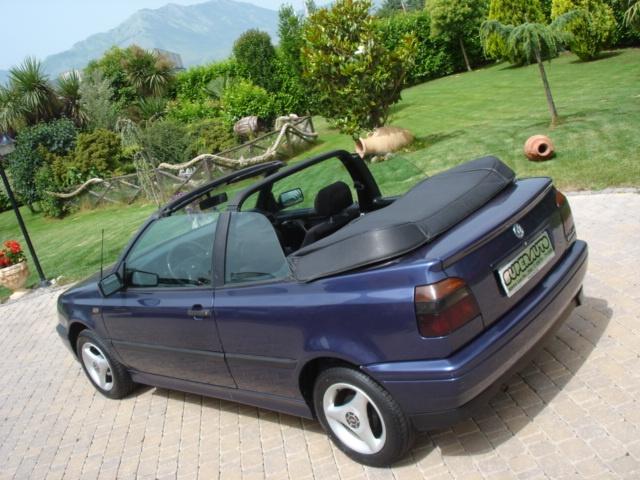 OLDTIMER Volkswagen GOLF CABRIO KARMAN *** CABRIO CON 4 POSTI *** Immagine 4