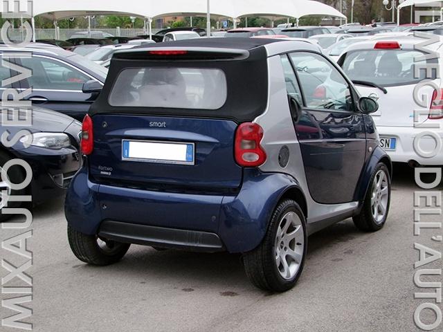 SMART ForTwo Cabrio 45kw Pulse AUT EU4 Immagine 1