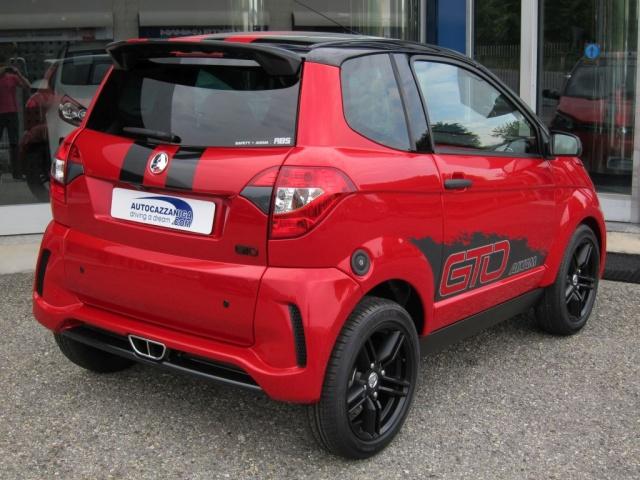 AIXAM City GTO NUOVO MODELLO IN PRONTA CONSEGNA Immagine 1