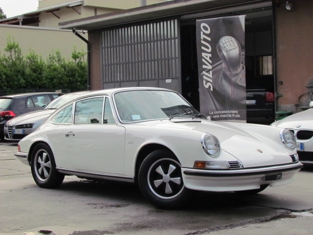 PORSCHE 911 E COUPE' 2200 MY1970 Immagine 2