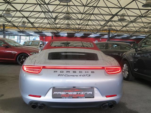 PORSCHE 911 3.8 Carrera 4 GTS Cabriolet PDK Sport Design Immagine 1