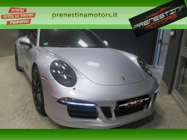 PORSCHE 911 3.8 Carrera 4 GTS Cabriolet PDK Sport Design Immagine 0