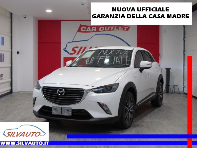 MAZDA CX-3 NEW 1,5 DIESEL EXCEED 4WD 6AT 105CV MY '17 Immagine 0