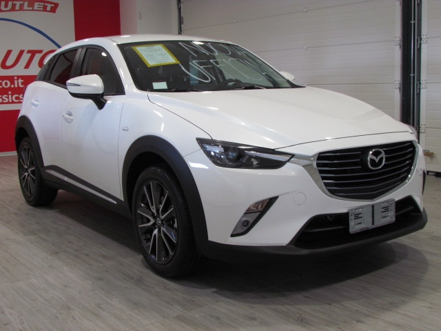 MAZDA CX-3 NEW 1,5 DIESEL EXCEED 4WD 6AT 105CV MY '17 Immagine 3