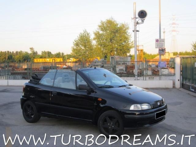 FIAT Punto 1.2 60 cv Cabrio S STORICA ASI OK NEOPATENTATI !!! Immagine 1