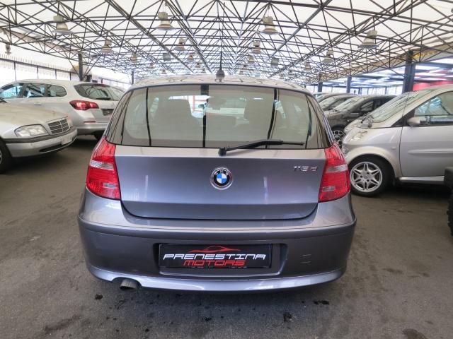 BMW 118 d 2.0 143CV cat 3 porte Futura DPF Immagine 1