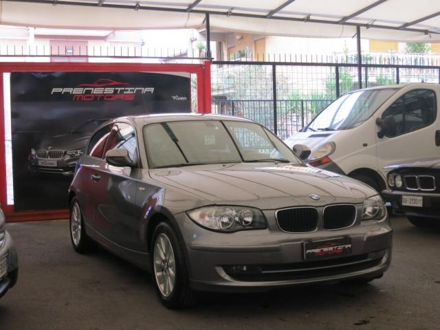 BMW 118 d 2.0 143CV cat 3 porte Futura DPF Immagine 3