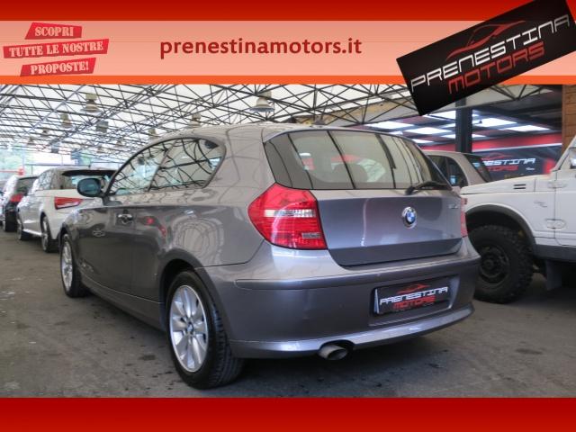 BMW 118 d 2.0 143CV cat 3 porte Futura DPF Immagine 0