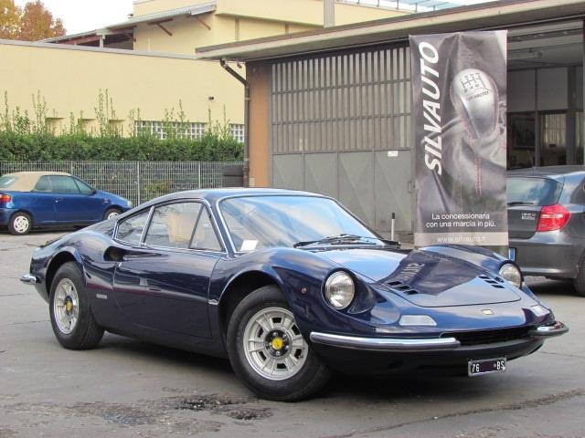 FERRARI 246 GT DINO SERIE M Immagine 2