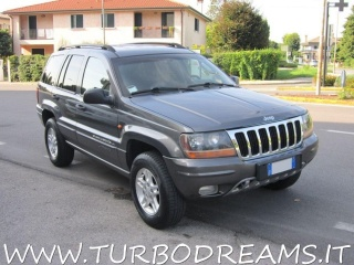 Jeep grand cherokee usato 2.7 crd cat laredo lx