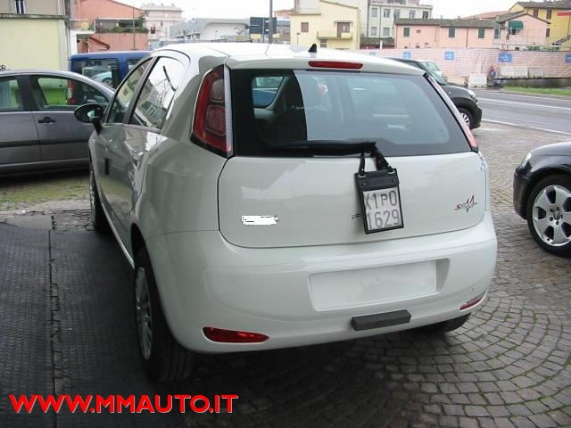 FIAT Punto 1.4 8V 5 porte Easypower Street  km o!!!!! Immagine 0