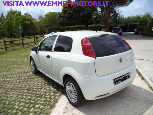 FIAT Grande Punto 1.4 GPL 3p.Van Actual 2p.ti Immagine 3