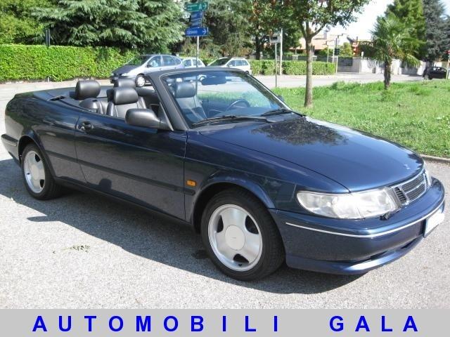 SAAB 900 2.0i turbo 16v cat Cabriolet SE CONSERVATA Immagine 1