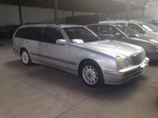 Mercedes classe e usato e 270 cdi cat s.w. elegance