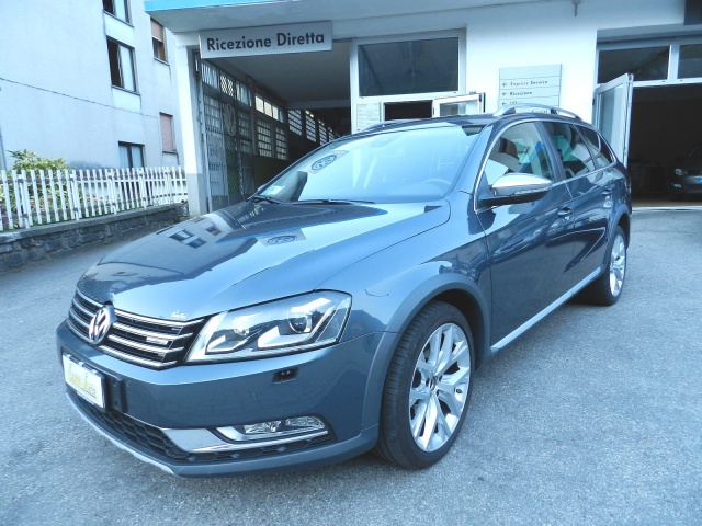 VOLKSWAGEN Passat Alltrack 2.0 TDI DSG 4motion BlueMotion Tech. Immagine 0