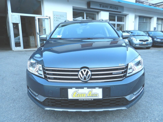 VOLKSWAGEN Passat Alltrack 2.0 TDI DSG 4motion BlueMotion Tech. Immagine 1
