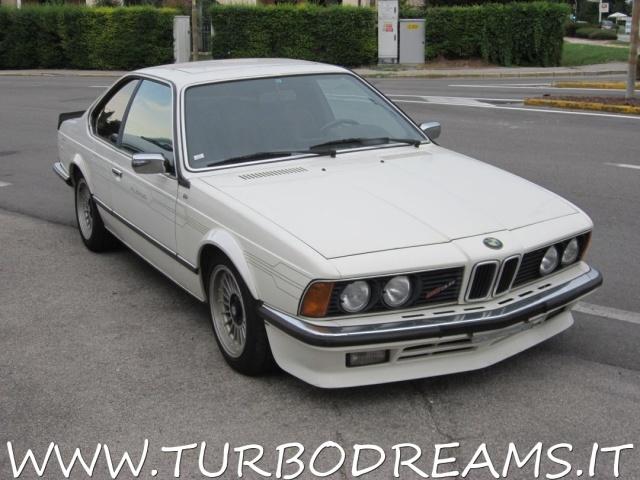 BMW-ALPINA B7 B9 Coupè 3.5 (635csia) Auto 55.000 km !!! Immagine 1