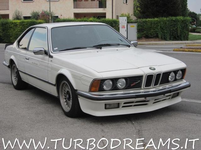 BMW-ALPINA B7 B9 Coupè 3.5 (635csia) Auto 55.000 km !!! Immagine 0