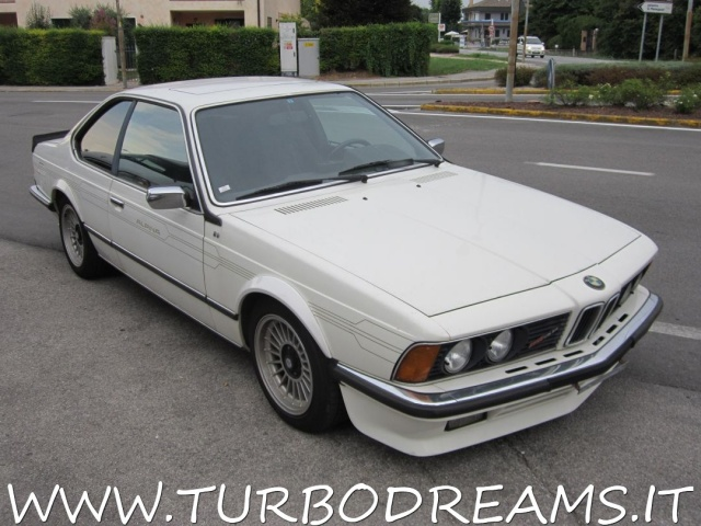 BMW-ALPINA B7 B9 Coupè 3.5 (635csia) Auto 55.000 km !!! Immagine 3