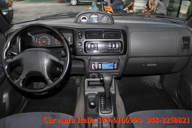 MITSUBISHI L200 2.5 TDI 4WD Doppia Cabina GANCIO TRAINO TELECAMERA Immagine 2