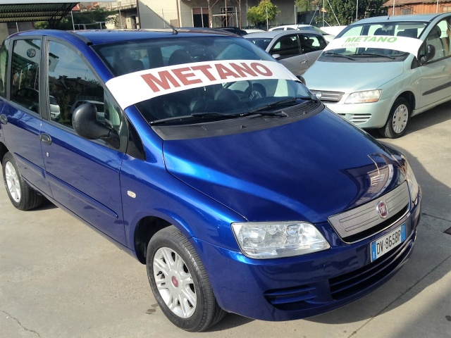 FIAT Multipla 1.6 16V Natural Power Dynamic Immagine 1