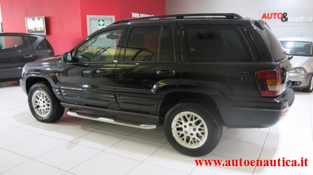 JEEP Grand Cherokee 2.7 CRD cat Limited Immagine 2