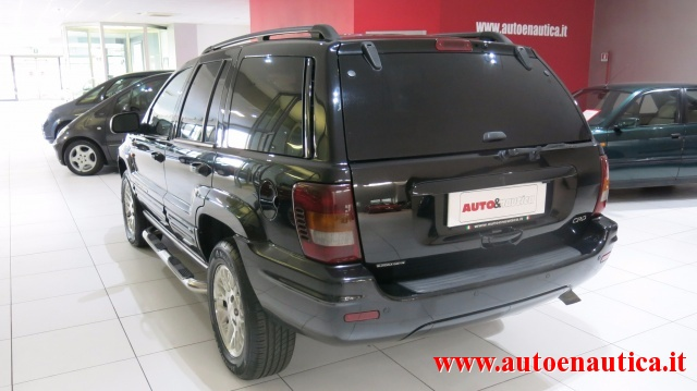 JEEP Grand Cherokee 2.7 CRD cat Limited Immagine 3