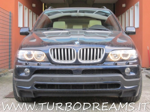 BMW X5 4.4i cat V8 MARITIME INDIVIDUAL Xeno Navi PanoRoof Immagine 0