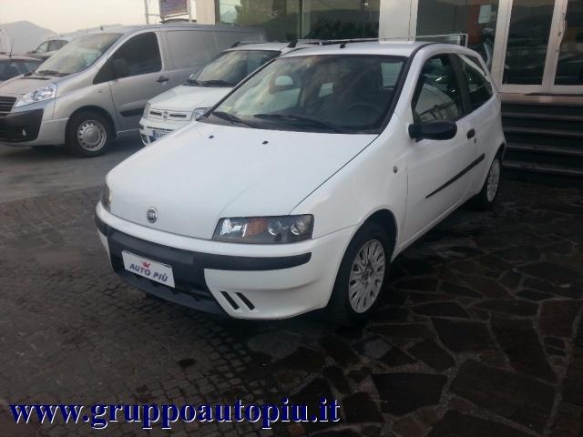 FIAT Punto 1.9 JTD 3 porte ELX Immagine 2
