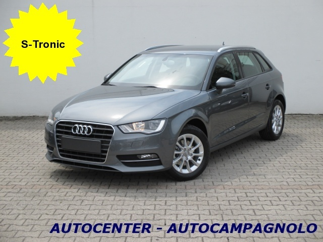 AUDI A3 SPB 1.6 TDI clean diesel S tronic Attraction Immagine 0