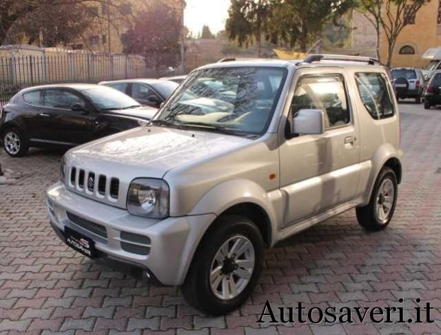 SUZUKI Jimny 1.3  cat 4WD JLX Immagine 2