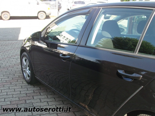 VOLKSWAGEN Golf 1.6 102cv 5p. Metano Immagine 3