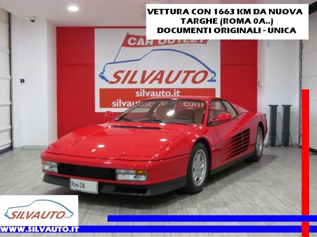 Offerta Ferrari Testarossa