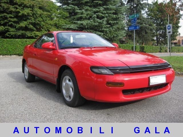 TOYOTA Celica 2.0i 16v cat 156cv GTI  1 PROPRIETARIO CONSERVATA Immagine 2