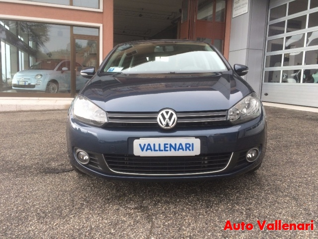 VOLKSWAGEN Golf 2.0 TDI 140CV DPF 5p. Highline Immagine 1