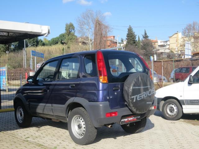 DAIHATSU Terios 1.3i 16V cat 4WD DB Immagine 1