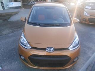 Hyundai i10 Nuovo 1.0 COMFORT + LOGIN Mandarin Orange
