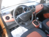 Hyundai I10 1.0 Comfort + Login Mandarin Orange - immagine 6